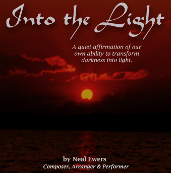 Into the Light CD Cover