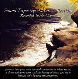Sound Tapestry Nature Collection CD Cover
